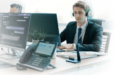 When you work as a call center, it is important to have the right headset